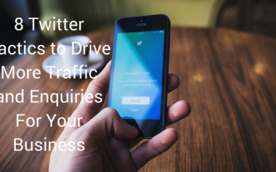 8 Twitter Tactics To Use For Your Business